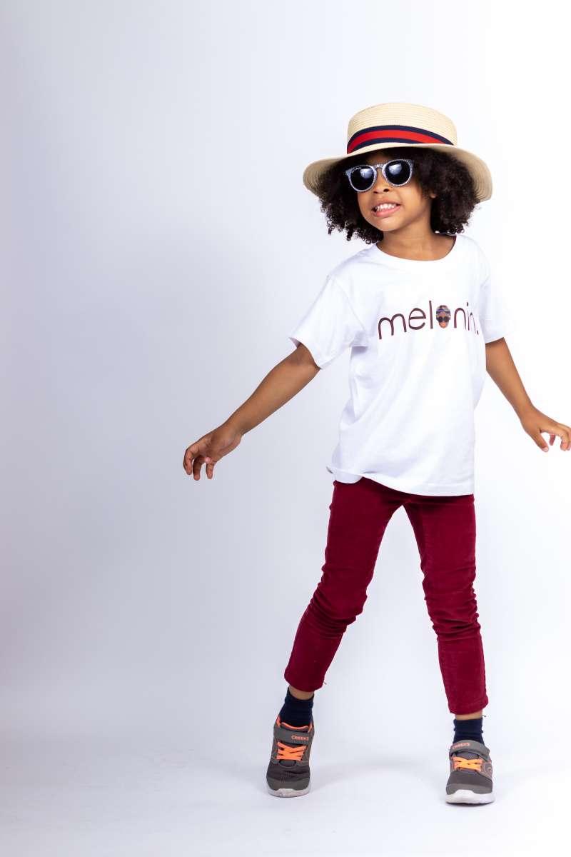 T-shirt MELANIN Fille